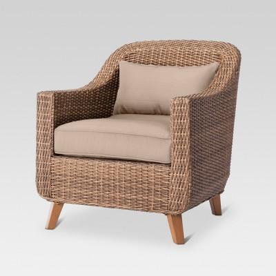 target club chair plush kids mayhew all weather wicker patio threshold