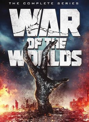 War Of The Worlds:Complete Series (DVD)