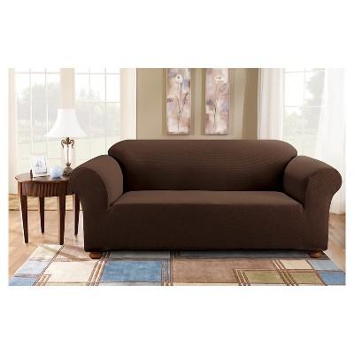 stretch morgan 1 piece sofa furniture cover matterhorn power motion review sure fit subway target