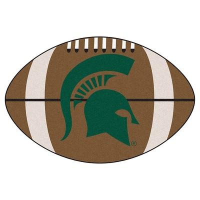 NCAA Football Floor Mat