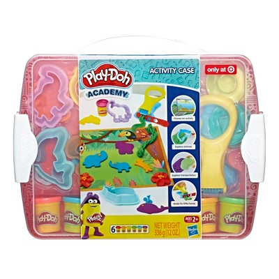 Play-Doh Academy Activity Case