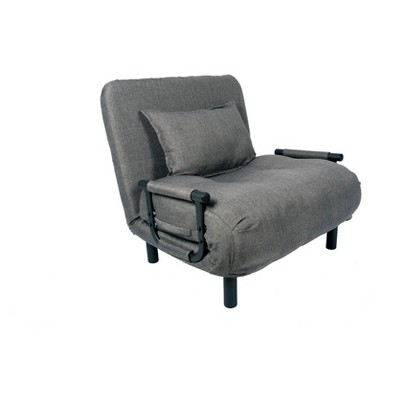 single sleeper chair big lots computer pragmabed convertible target