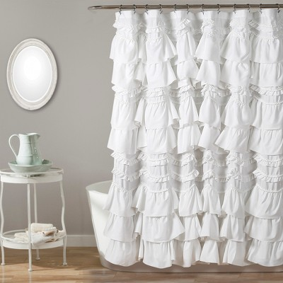 Kemmy Shower Curtain - Lush Décor