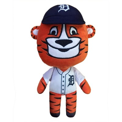 MLB Detroit Tigers Mascot Baby Bro Plush