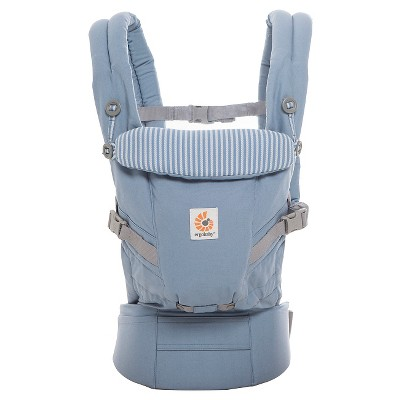 baby chair carrier x rocker ii wireless video game ergobaby adapt ergonomic multi position azure blue target