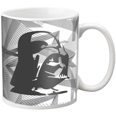 Star Wars Intergalactic Darth Vader 20-oz Ceramic Mug