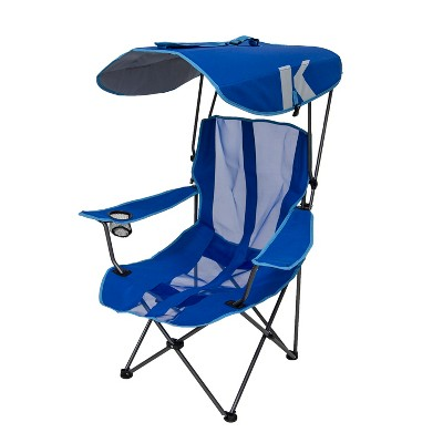 outdoor canopy chair cafe table and chairs kelsyus original royal blue target