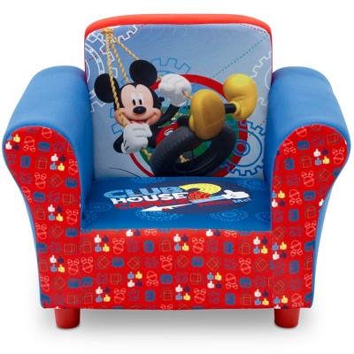 mickey mouse clubhouse chair best ergonomic computer disney upholstered target