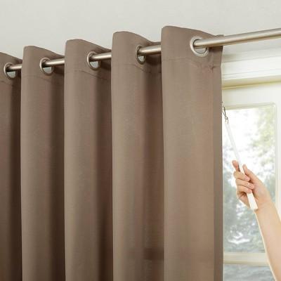 patio door curtain panels target