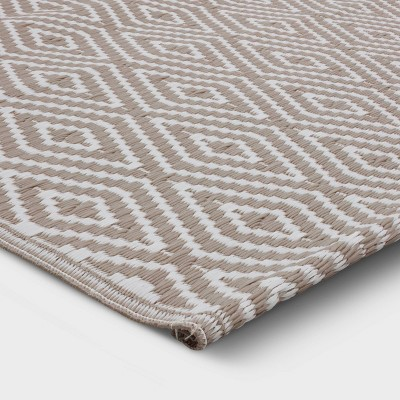 recycled plastic outdoor rugs target