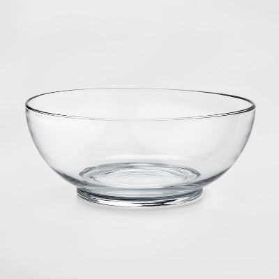 84oz Classic Glass Serving Bowl - Threshold™