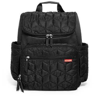 Black -Skip Hop FORMA Backpack