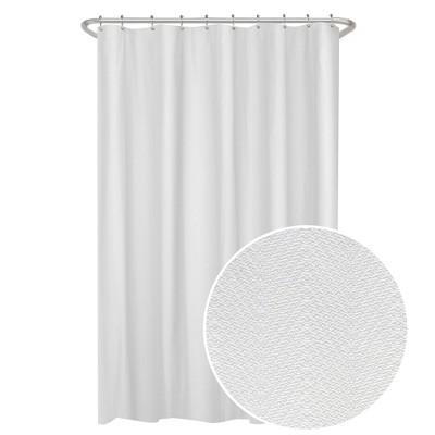 Herringbone Ultimate Shower Liner - Maytex