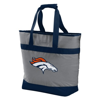 NFL Denver Broncos Rawlings 30-Can Soft Sided Cooler Tote