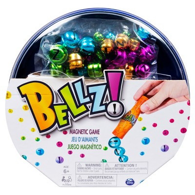 Bellz Family Game with Magnetic Wand and Colorful Bells aged 6