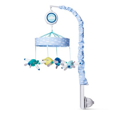 Crib Mobile Fly, Fly Away - Cloud Island™ Light Blue