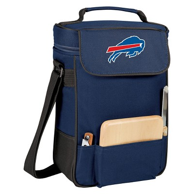 Picnic Time NFL Team Duet Wine and Cheese Tote - Navy