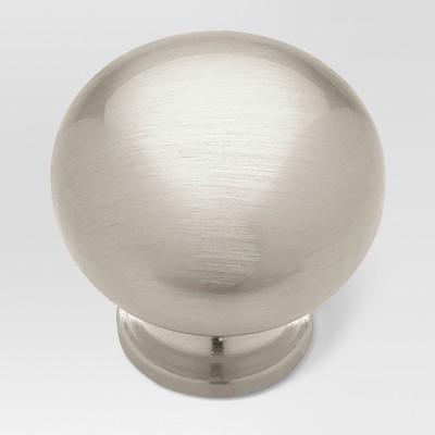 Drummond Knob - 10-pack - Satin Nickel - Threshold™