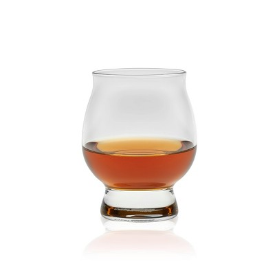 Libbey Signature Kentucky Bourbon Trail Whiskey Glasses 8oz - Set of 4