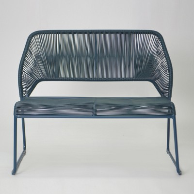 Fisher Patio Bench  Blue  Project 62  Target