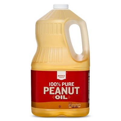 peanut oil 128oz market