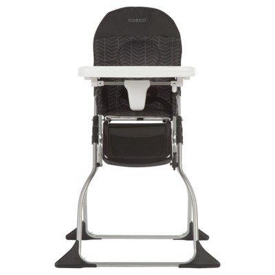 target high chair studded dining room chairs cosco simple fold