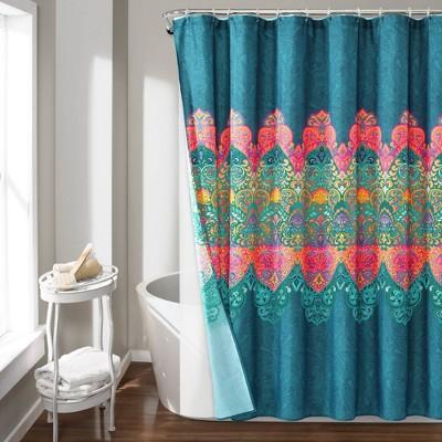bath shower curtain sets target