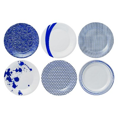 accent plates pacific 9