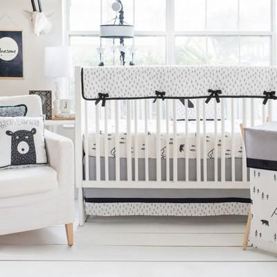 Crib Liner My Baby Sam Black