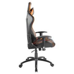 Orange Office Chair Small Cushions Ts 5000 Ergonomic High Back Computer Racing Gaming Techni Sport Target