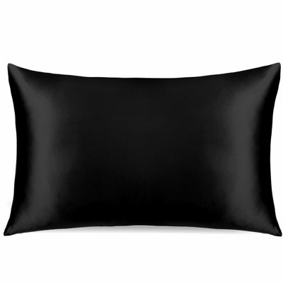 100 silk pillowcase for hair and skin 365 day warranty hypoallergenic anti aging 96gsm extra durable weight machine washable pillow cover 1