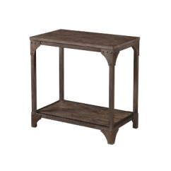 Chair Side Tables With Storage Graco Blossom High Babies R Us Canada Asher Table Reclaimed Wood Powell Company Target