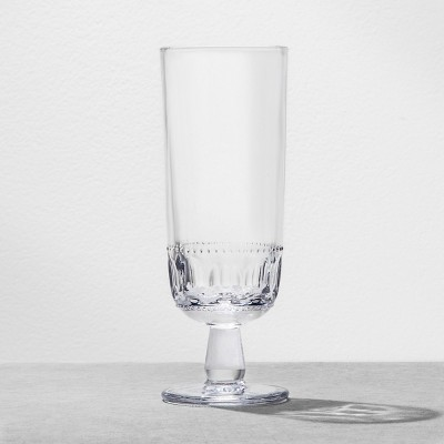 Glass Goblet Tall Clear - Hearth & Hand™ with Magnolia