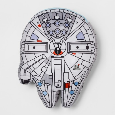 Star Wars Classic Millenium Falcon Pillow