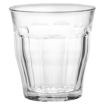 Duralex - Picardie 10 7/8 oz Glass Set of 6 - Clear