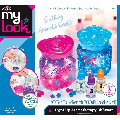 My Look Light-Up Aromatherapy Diffusers by Cra-Z-Art