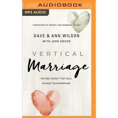 Vertical Marriage - by  Ann Wilson (AudioCD)