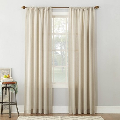 95 inch long curtains target