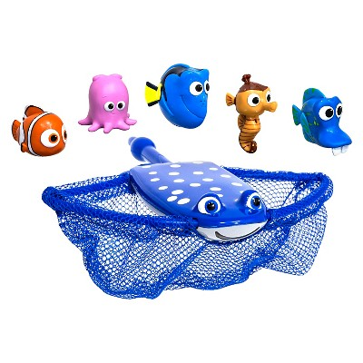 Disney Finding Dory Mr. Ray's Dive and Catch Game