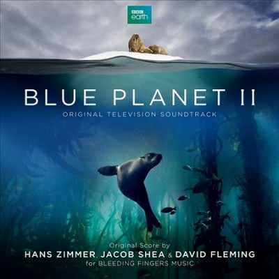 Jacob Shea & David Fleming Hans Zimmer - Blue Planet Ii (Original Television Soundtrack) (CD)