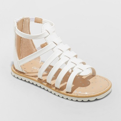 Toddler Girls' Fionna Gladiator Sandals - Cat & Jack™