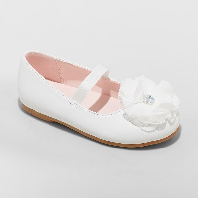 Toddler Girls' Kadisha Dressy Ballet Flats - Cat & Jack™