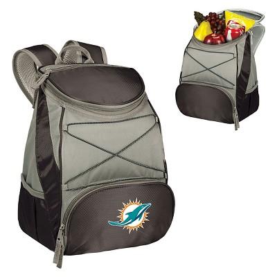 NFL PTX Backpack Cooler by Picnic Time - Black