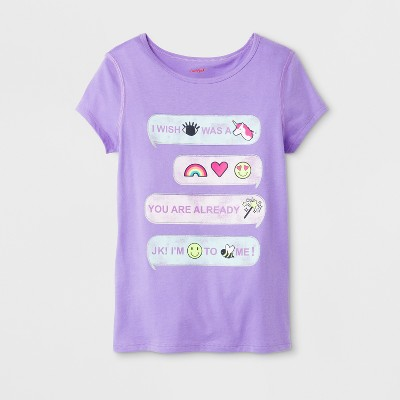 girls adaptive short sleeve