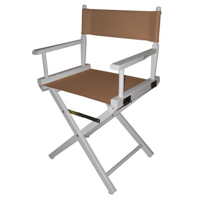 directors chair white hanging kids director 39 s 45 frame target about this item