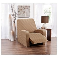 Recliner Chair Covers Target Anthro Ergonomic Verte Checkerboard Slipcover About This Item