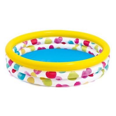 "Intex 66"" X 15"" Wild Geometry Inflatable Pool"