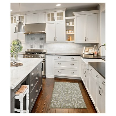 rugs for kitchen cheap racks tan medallion threshold target