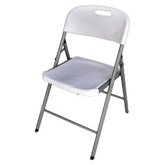 White Plastic Chairs Swing Chair Kettal Folding Off Dev Group Target About This Item