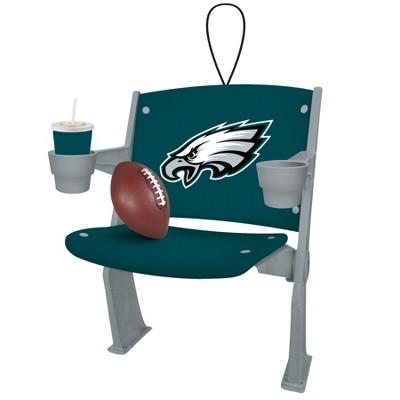 philadelphia eagles chair unusual ideas nfl ornament target